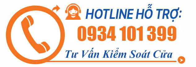 hotline kiểm soát cửa