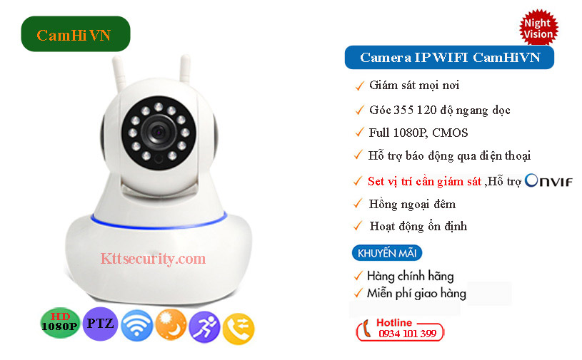 Camera-iP-WIFI-CamHiVN-1080p