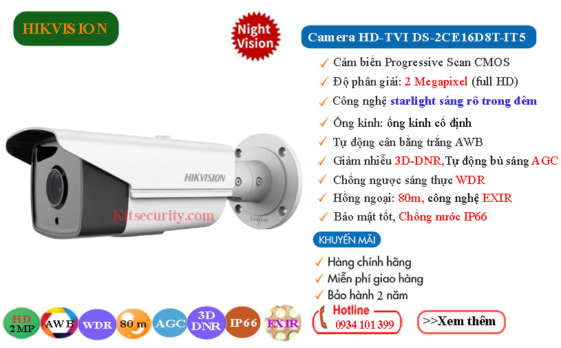 Camera-full-HD-Hikvision-DS-2CE16D8T-IT5-1080P
