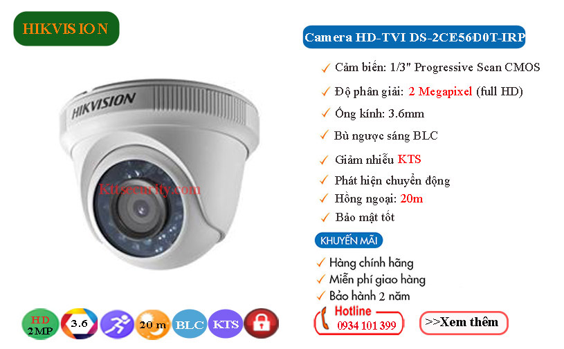 camera-hikvision-2mp-hdtvi-DS-2CE56D0T-IRP