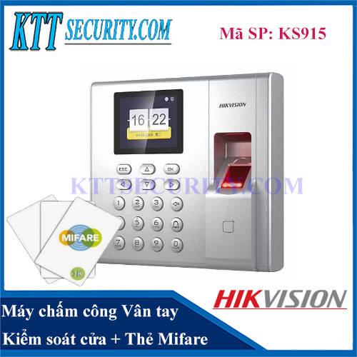 Access control Hikvision KS915