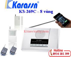 Báo trộm không dây KARASSN KS-269C