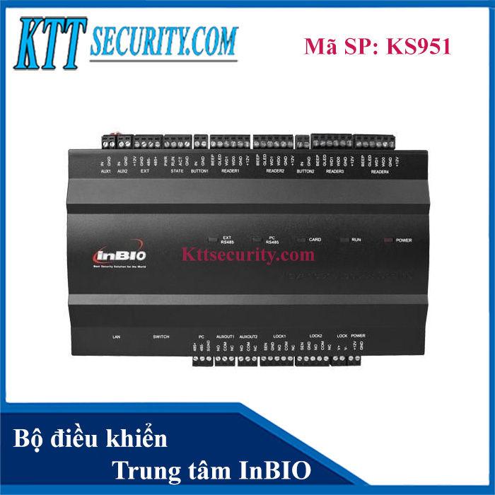Bộ điều khiển trung tâm Inbio 460/260 | KS951