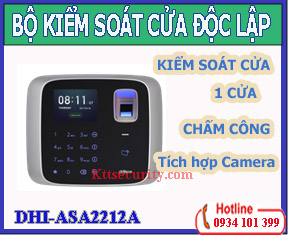 Bộ kiểm soát cửa độc lập DHI-ASA2212A