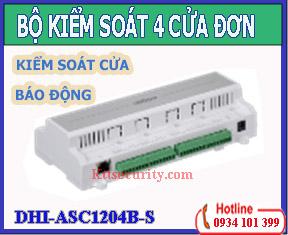 Bộ kiểm soát cửa đơn DHI-ASC1204B-S