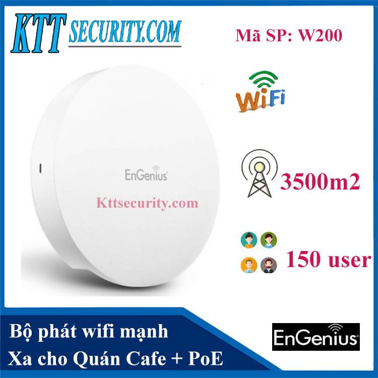 Bộ phát wifi mạnh EnGenius | W200