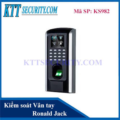 Bộ trung tâm Vân Tay Ronald Jack SF200