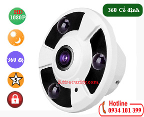 Camera 180° TVI HDSA5D1-IRCUT