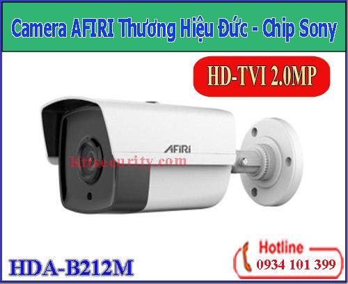 Camera AFIRI 1080P HDA-B202M/HDA-B212M