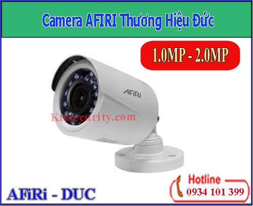 Camera AFIRI 1MP [HDA-B101PT]-2MP[HDA-B201P]