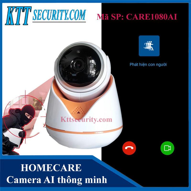 Camera chống trộm wifi HomeCare