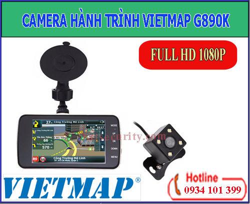 Camera hành trình VietMap G890
