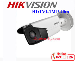 Camera HD-TVI Hikvision 1MP DS-2CE16C0T-IT3