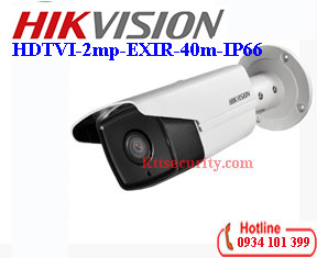 Camera HDTVI 1080p Hikvision DS-2CE16D0T-IT3