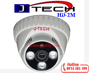 Camera HDTVI Dome J-Tech TVI3206B