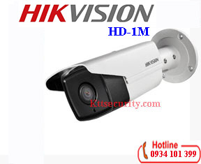 So sánh Camera Hikvision 1MP HDTVI DS-2CE16C0T-IT3và IT5