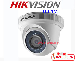 Camera Hikvision 1MP HD-TVI DS-2CE56C0T (IT3/IRP/IR)