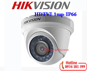 Camera Hikvision 1MP HD-TVI DS-2CE56C0T-IR