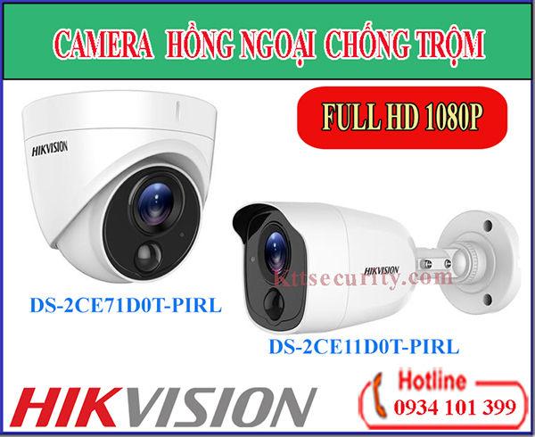 Camera Hikvision DS-2CE11D0T-PIRL Mã DS-2CE71D0T-PIRL