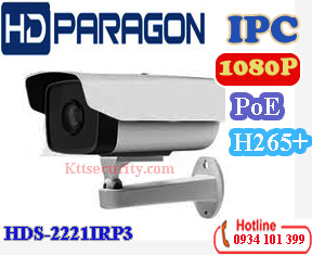Camera IP 1080P hdparagon HDS-2221IRP3