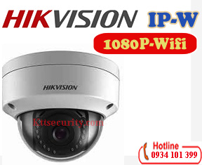 Camera ip 1080P Hikvision DS-2CD2121G0-IWS