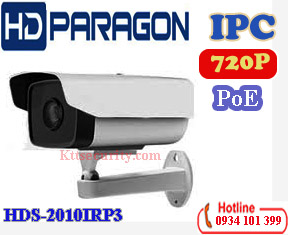 camera IP 720P HDPARAGON HDS-2010IRP3