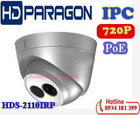 camera IP 720P HDPARAGON HDS-2110IRP