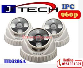 Camera IP Dome 960P J-Tech HD3206A