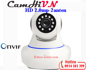 Camera IP WIFI CamHiVN HD 1080P