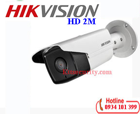 Camera ngoài trời 2mp Hikvision DS-2CE16D0T (IT3/ IT5)