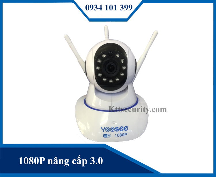 Camera wifi Yoosee 3 Râu 2.0 MP
