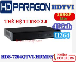 Đầu 4 kênh HDS-7204QTVI-HDMI/N và 8 Kênh HDS-7208QTVI-HDMI/NE và 16 kênh HDS-7216QTVI-HDMI/NE