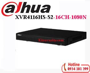 Đầu ghi hình 16 kênh Dahua 5in1 XVR4116HS-S2