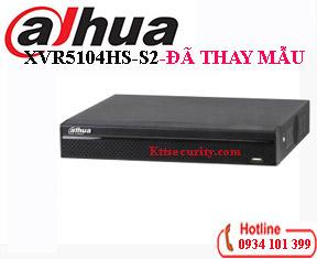 Đầu ghi hình 4 kênh 5in1 Dahua XVR5104HS