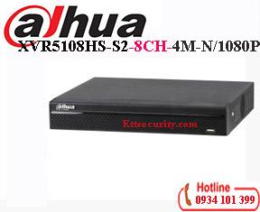 Đầu ghi hình 8 kênh 5in1 Dahua XVR5108HS-S2