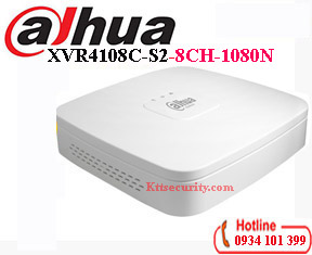 Đầu ghi hình 8 kênh Dahua 5in1 XVR4108C-S2