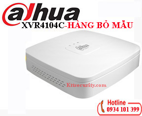 Đầu ghi hình Dahua 5in1 XVR-4104c