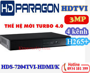 4 Kênh HDS-7204TVI-HDMI/K và 8 kênh HDS-7208TVI-HDMI/K và 16 kênh HDS-7216TVI-HDMI/KE và HDS-7216TVIHDMI/K