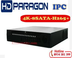 Đầu Ip 4K Hdparagon HDS-N9632I4K/8HD,32 kênh;HDS-N9664I4K/8HD,64 kênh