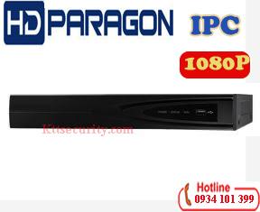 Đầu IP HDparagon HDS-N7604I-SE,4 kênh; HDS-N7616I-SE,16 kênh