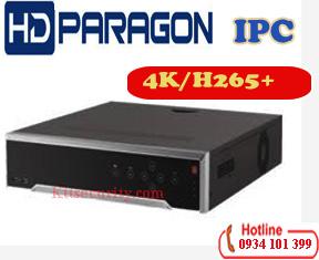 Đầu IP hdparagon HDS-N7716I-4K/E,16 kênh;HDS-N7732I-4K/E,32 kênh