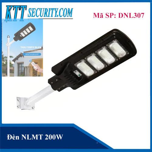 Đèn năng lượng mặt trời 200w | DNL307