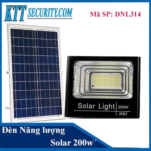 Đèn năng lượng mặt trời Solar light | DNL314