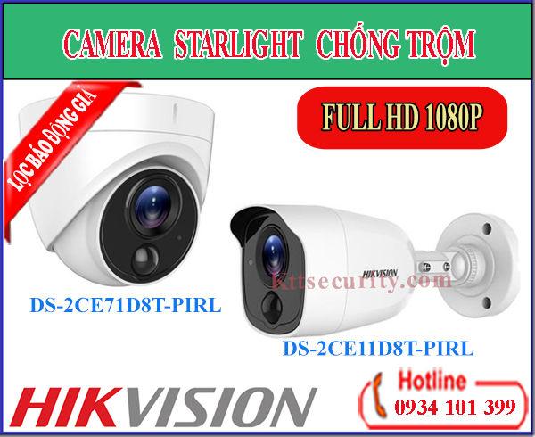 DS-2CE11D8T-PIRL Camera Hikvision DS-2CE71D8T-PIRL
