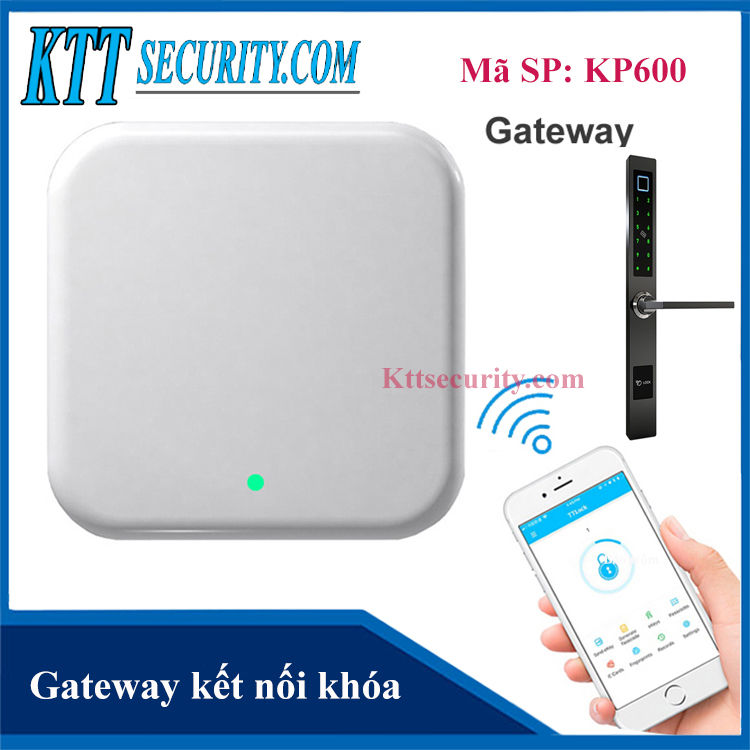 Gateway Bluetooth WIFI | KP600
