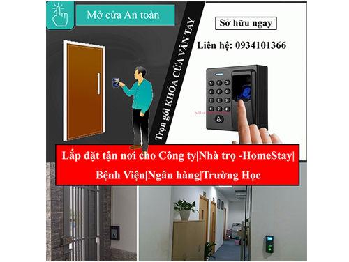Hệ thống kiểm soát cửa