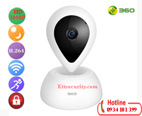 IP camera 360 giọt nước wifi full HD-618