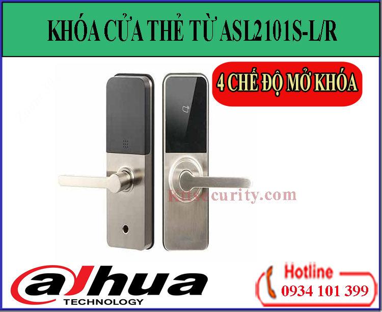 Khóa cửa thẻ từ ASL2101S-L|ASL2101S-R