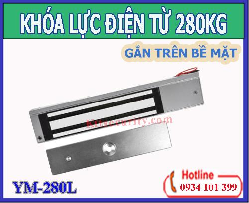 Khóa điện từ 280kg YM-280L
