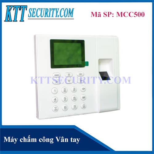 máy chấm công vân tay | MCC500
